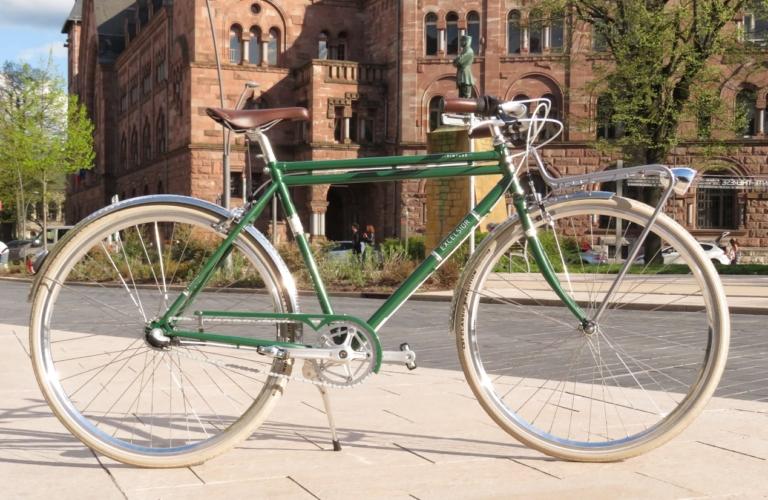 Votre magasin de vélo préféré est paré pour la haute saison.